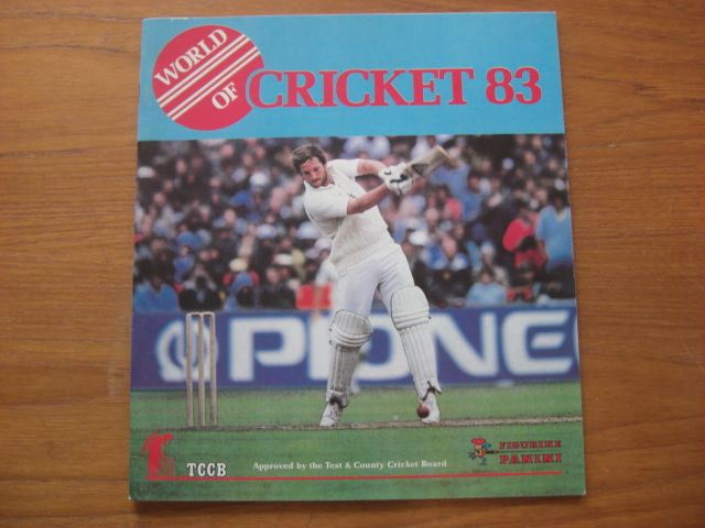 Cricket 83 Index - Complete