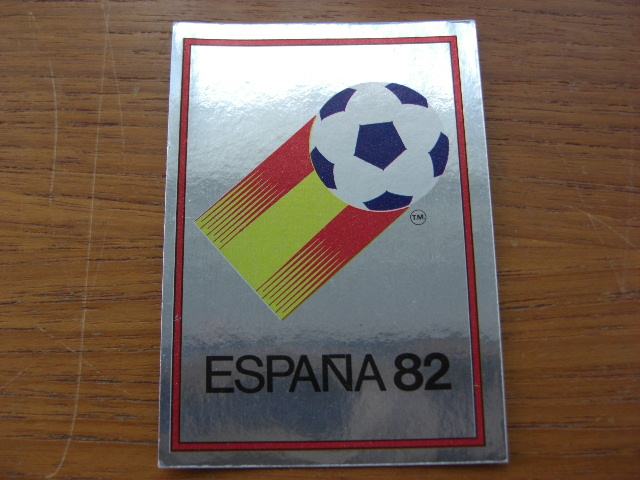 Espana 82 Badge