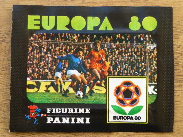 Pack of Europa 80 Stickers