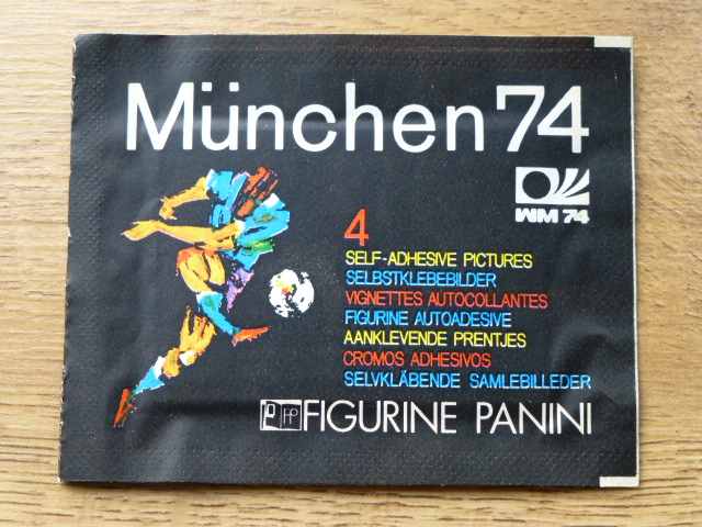 Pack of Munchen 74 Stickers