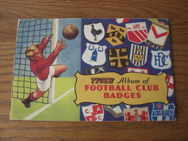 Tiger Album Of Football Club Badges